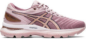 asics Gel Nimbus 22 Shoes Women watershed roserose gold